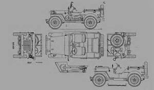 Willys Jeep Plans Modeling A High Poly World War Ii Willys Jeep In Modo Part 1