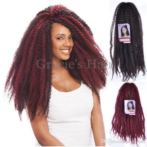 afro kinky dreads pics 2018 18 100g pcs black afro kinky twist hair crochet