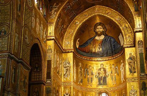 Element Haut De Cuisine 1172 by Duomo Di Monreale La Plus 233 Glise Arabo Normande De