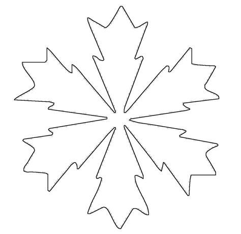 Kostenlose Vorlage Schneeflocke Kostenlose Malvorlage Schneeflocken Und Sterne Schneeflocke 10 Zum Ausmalen