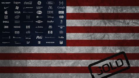 Full HD Wallpaper stars and stripes logo, Desktop