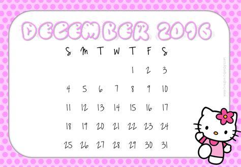 hello kitty printable calendar 2016 calendar printable template 2016 calendar printable hello kitty calendar template 2016