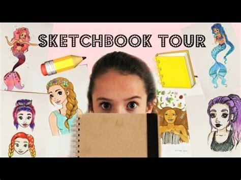 sketchbook versi 3 7 original drawings sketchbook tour 2