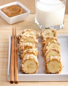 breakfast sushi on pinterest cooked sushi recipes banana sushi and california rolls