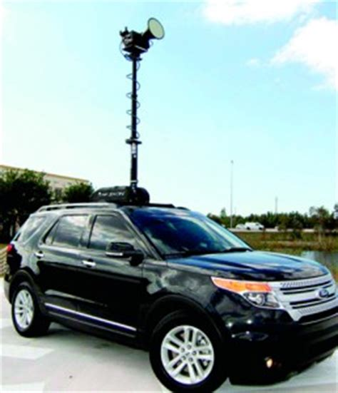 vehicle roof mount telescoping mast | elevate cameras