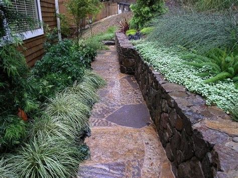 backyard slopes toward house pin by alanna o shaughnessy on gardening pinterest