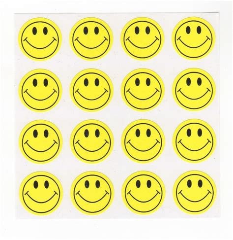 Sticker Smileys reader submitted smiley stickers and a smile