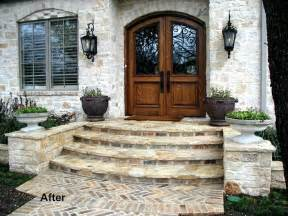 Front Door Stairs Front Steps Outdoors The Doors Front Porches And Front Doors