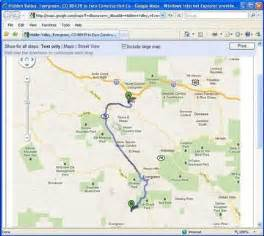 Evergreen Colorado Map by Map Evergreen Co Submited Images