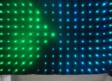 led video curtain led video curtain