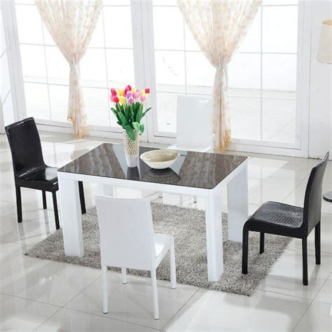 Table Salle A Manger Carree Blanche
