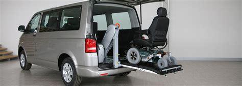 volkswagen multivan  wheelchair lift  disabled people fiorella ws