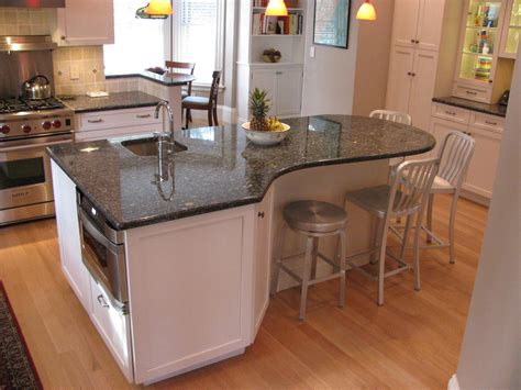 Movable Kitchen Islands With Seating Overhang Movable Movable Kitchen Islands With Seating