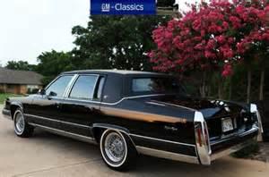 1990 Cadillac Fleetwood Brougham D Elegance 1990 Cadillac Fleetwood Brougham D Elegance As New Gm