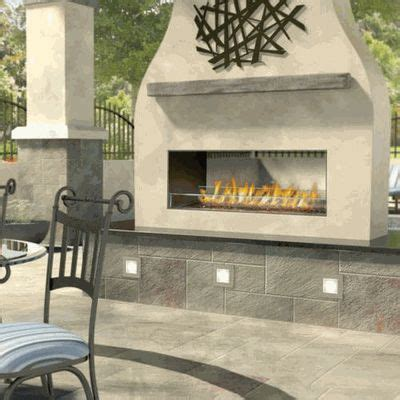 Steunk Combines Modern Tech With Elements by Best 25 Outdoor Gas Fireplace Ideas On Diy
