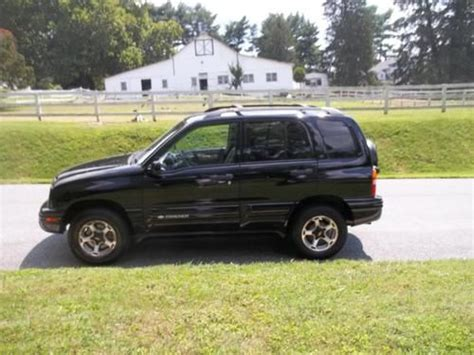 car owners manuals for sale 2003 chevrolet tracker instrument cluster 2003 chevrolet tracker zr2 4wd for sale cargurus autos post