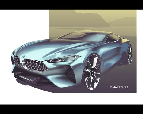 bmw concept 2017 bmw concept 8 series 2017