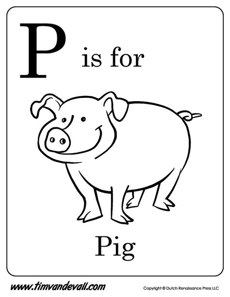 pig template for preschoolers tim de vall comics printables for