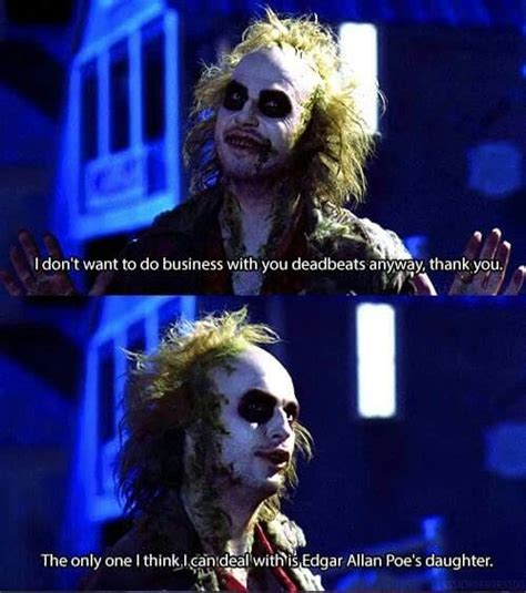 quintessential quotes from cult film directors tim burton 1000 beetlejuice quotes on pinterest beetlejuice lydia