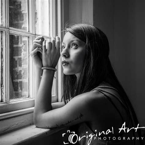 indoor portraits  window light