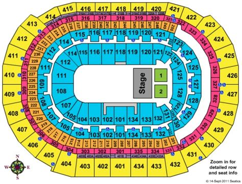 bbt center seating view bb t center tickets in florida bb t center