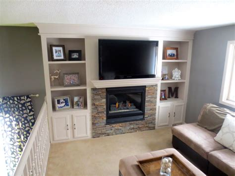 what makes a family families are built in many different ways books remodelaholic fireplace makeover with built in shelves