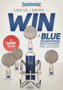 Sweetwater Sweepstakes - sweetwater sound giveaway freebie mom