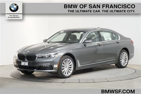 New Bmw 7 Series 2018 by New 2018 Bmw 7 Series 740i 4dr Car In San Francisco 18980