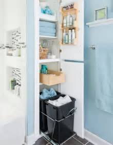 small bathroom organization ideas five great bathroom storage solutions