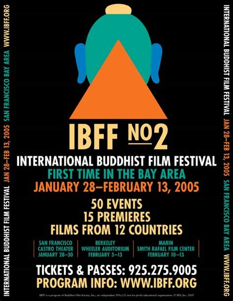 Buddhist Detox Documentary Site by Sf Bay Area Site Of 2005 Ibff Buddhist Foundation