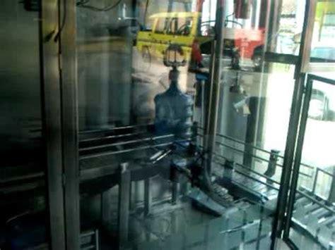 Mesin Cuci Galon mesin otomatis pengisian galon new depo air minum