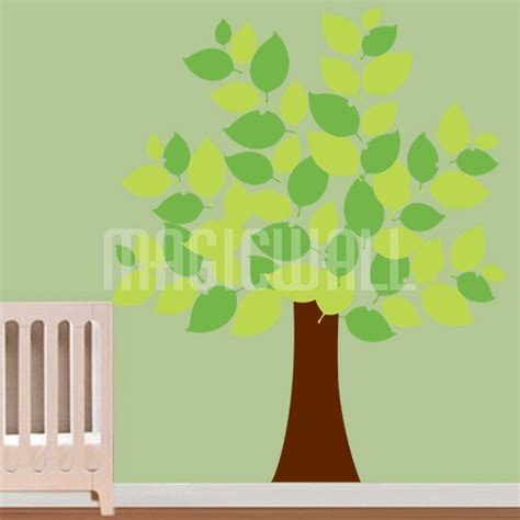 leaf wall stickers wall decals wall stickers tree leaves