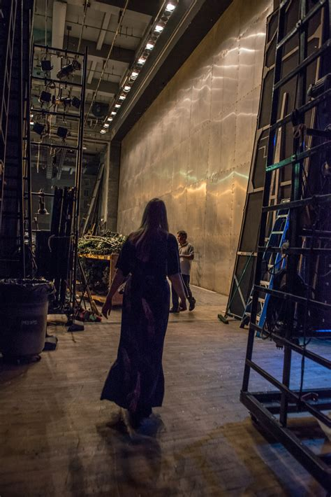 behind the red curtain a day in the life photo diary of a met opera singer s life