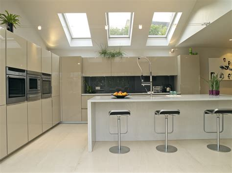Kitchen Roof Design Velux Windows Clayridge Roofing