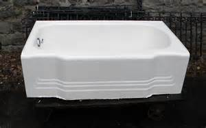 Size Of A Standard Bathtub Antique Apron Bathtub