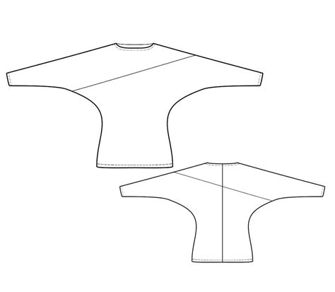 pattern drafting dolman sleeve pics for gt dolman sleeve pattern