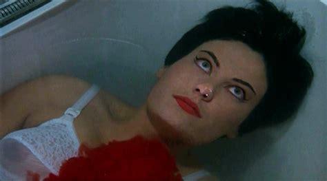 bathtub breath hold blood and black lace sei donne per l assassino 1964