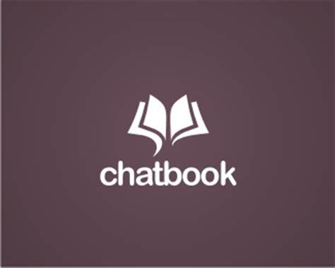 design logo book chat book designed by logogo brandcrowd