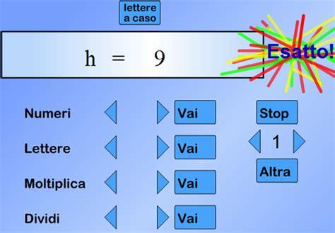test equazioni di primo grado impara a risolvere le equazioni di primo grado osmosi