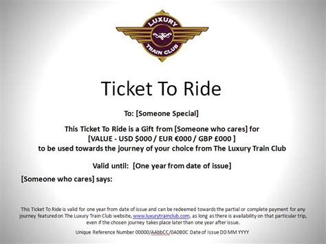 ticket to ride card template print voucher template search results calendar 2015