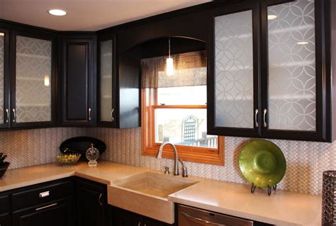 i hate my kitchen bendheim cabinet glass steel inserts transform outdated