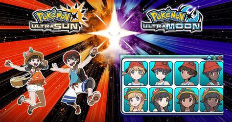 hairstyles pokemon ultra sun pokemon ultra sun and ultra moon guide beginner s guide