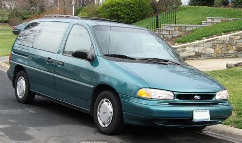 1996 Ford Windstar by 1996 Ford Windstar Information And Photos Zombiedrive
