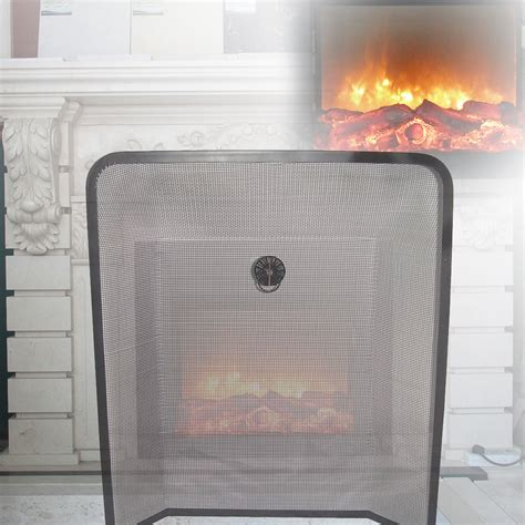 fireplace screen guards kitchen home spark protecting