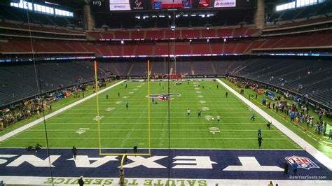 what is section 351 nrg stadium section 351 houston texans rateyourseats com