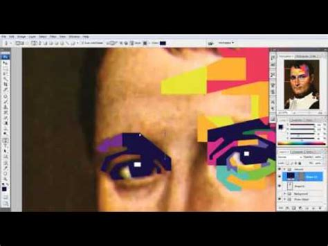 tutorial wpap photoshop cs6 time lapse youtube full video wpap photoshop napoleon