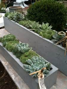 Ideas Design For Cement Planters Concept Pottery