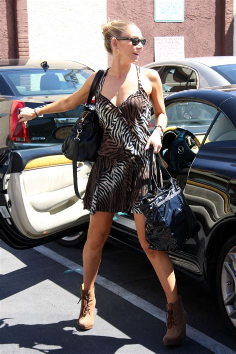 Another One To Leave Dwts by Kym Johnson Photos Photos Leave Dwts Rehearsals
