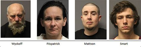 Ycso Warrant Search Pant Warrant Results In 4 Arrests Sedona Biz The