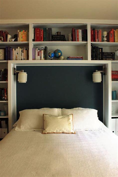 beautiful    built  shelves   guest room www